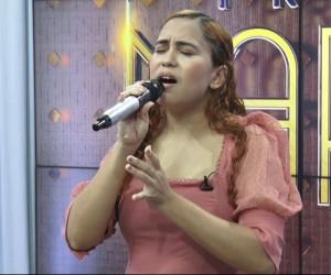 TV O Dia - A cantora Maria da Cruz Araújo traz melodias de temas espirituais 23 10 2021