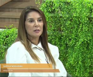 TV O Dia - Arquiteta aborda evento com desafios para tornar cidade mais inclusiva para mulheres 26 10 2021
