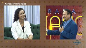Bate papo com a modelo e atriz Delanny Letícia 09 10 2021