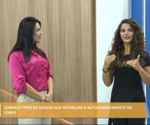 TV O Dia - Conheça os tipos de dança que reforçam o autoconhecimento do corpo 20 10 2021