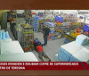 Criminosos invadem e roubam cofre de supermercado no Centro de Teresina 22 10 2021