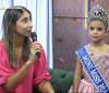Entrevista com a Mini Miss Piauí Sofia Moraes 09 10 2021