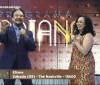Entrevista e música ao vivo de Eliane, a Rainha do Forró 09 10 2021