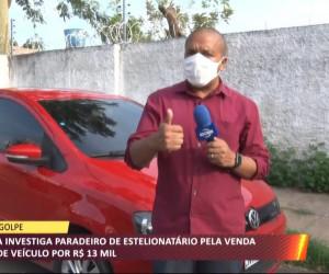 TV O Dia - Polícia investiga paradeiro de estelionatário pela golpe de veículo por R$ 13 mil 25 10 2021