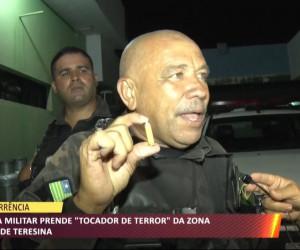 TV O Dia - Polícia Militar prende