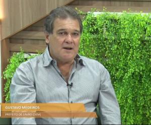 TV O Dia - Prefeito Gustavo Medeiros faz balanço de ações em União 26 10 2021