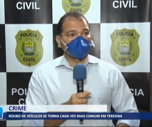 TV O Dia - Roubo de veículos se torna cada vez mais comum em Teresina 20 10 2021