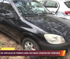 TV O Dia - Roubo de veículos se torna cada vez mais comum em Teresina 21 10 2021
