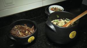 Sabores do Campo ensina preparo de mistura de arroz com carne seca (Maria Isabel) 23 10 2021
