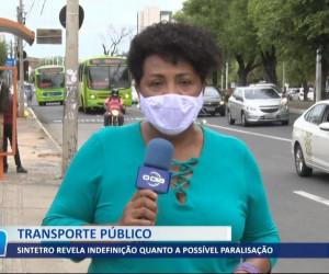 TV O Dia - SINTETRO revela indefinição quanto a possível paralisação 20 10 2021