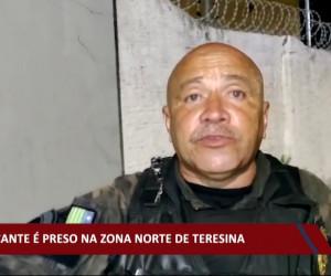 TV O Dia - Traficante é preso na zona norte de Teresina 15 10 2021